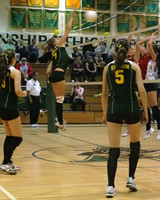 6669 Varsity Volleyball v Orting 102109
