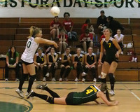 6678 Varsity Volleyball v Orting 102109