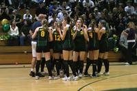 6723 Varsity Volleyball v Orting 102109