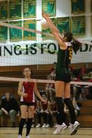 6734 Varsity Volleyball v Orting 102109