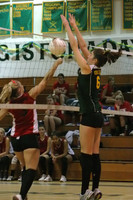 6741 Varsity Volleyball v Orting 102109