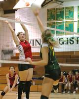 6749 Varsity Volleyball v Orting 102109