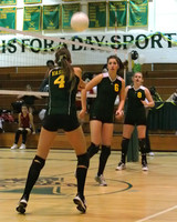 6753 Varsity Volleyball v Orting 102109