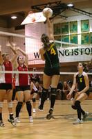 6767 Varsity Volleyball v Orting 102109