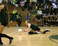 6781 Varsity Volleyball v Orting 102109