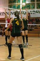 6785 Varsity Volleyball v Orting 102109