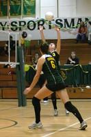 6789 Varsity Volleyball v Orting 102109