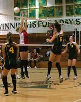 6790 Varsity Volleyball v Orting 102109