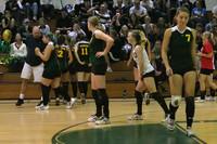 6806 Varsity Volleyball v Orting 102109