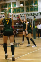6811 Varsity Volleyball v Orting 102109
