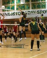 6815 Varsity Volleyball v Orting 102109