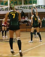 6825 Varsity Volleyball v Orting 102109