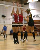 6826 Varsity Volleyball v Orting 102109