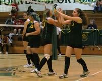 6827 Varsity Volleyball v Orting 102109