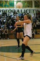 6829 Varsity Volleyball v Orting 102109