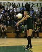 6835 Varsity Volleyball v Orting 102109