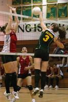 6848 Varsity Volleyball v Orting 102109