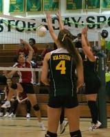 6867 Varsity Volleyball v Orting 102109