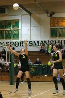 6874 Varsity Volleyball v Orting 102109