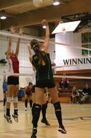 6875 Varsity Volleyball v Orting 102109