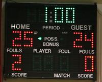 6882 Varsity Volleyball v Orting 102109