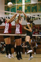 6895 Varsity Volleyball v Orting 102109