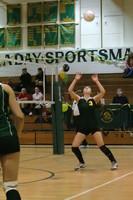 6906 Varsity Volleyball v Orting 102109