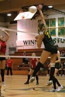 6907 Varsity Volleyball v Orting 102109