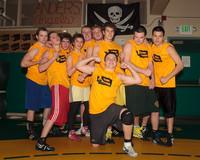 6615 VHS Wrestling winter 2010