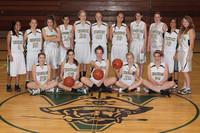 6650 VHS Girls Basketball winter 2010