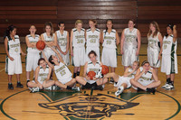 6651 VHS Girls Basketball winter 2010