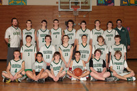 6667 VHS Boys JV Basketball winter 2010
