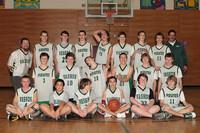 6670 VHS Boys JV Basketball winter 2010