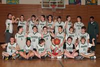 6672 VHS Boys JV Basketball winter 2010