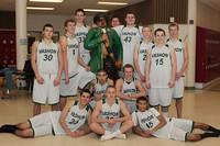6675 VHS Boys Varsity Basketball winter 2010