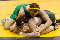 3695 Wrestling Double Duel 010512