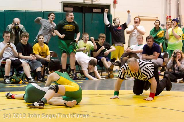 3949 Wrestling Double Duel 010512