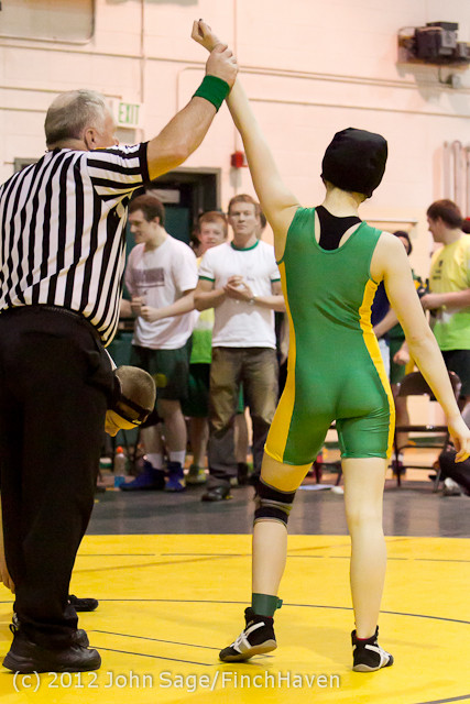 3983 Wrestling Double Duel 010512