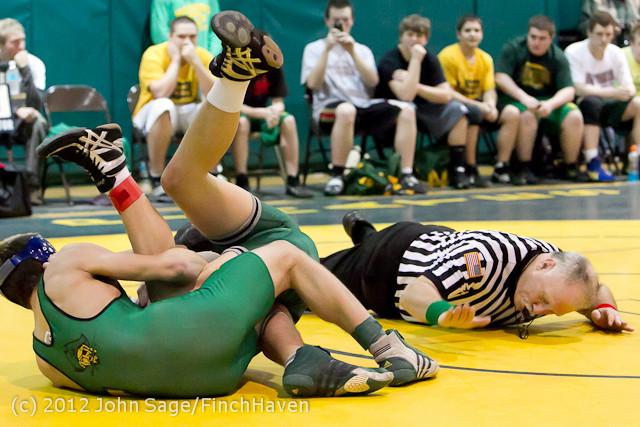 4091 Wrestling Double Duel 010512