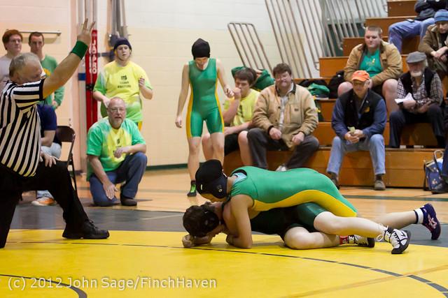 4299 Wrestling Double Duel 010512