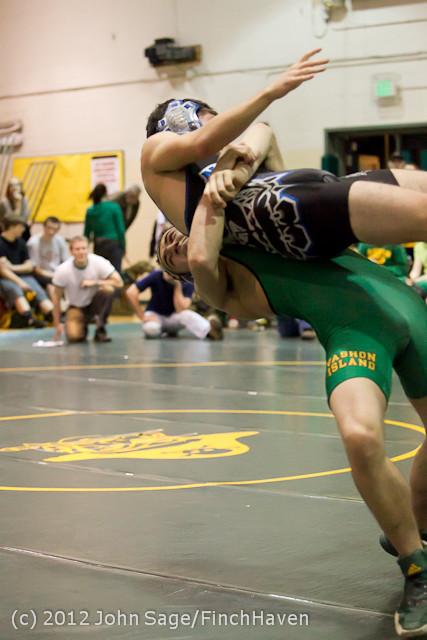5150 Wrestling Double Duel 010512