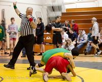 5645 Wrestling Double Duel 010512
