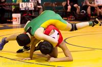 5694 Wrestling Double Duel 010512