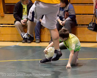 6428 Wrestling Double Duel 010512
