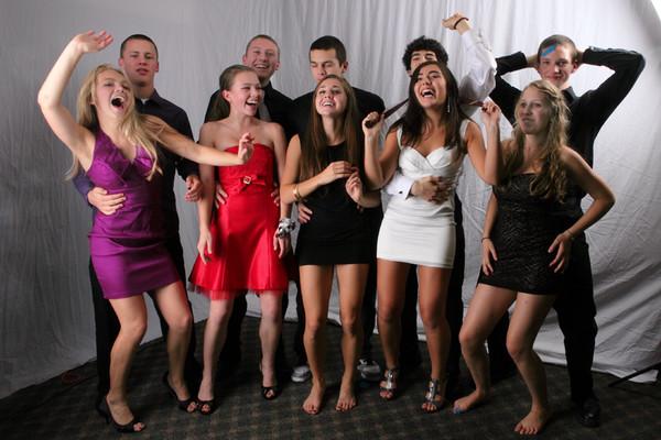Vashon High School Homecoming Dance 2010 The Portraits Set One